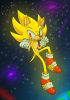 I Can Go Super Sonic by Murdx