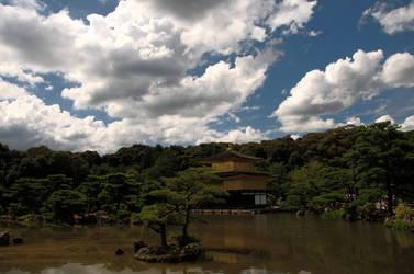 Kinkaku-ji -01- by lu-zero
