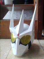 Kamen Rider Eternal Helmet by ikkakuro