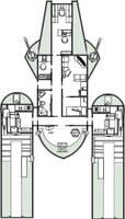 NX303 Tramp Freighte_deck plan by S-M-E-R-K