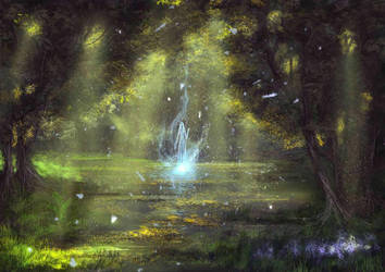 Fairy forest by GGrancharova
