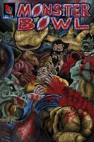 Monster Bowl Cover 1 by MattRIllustration