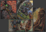 Alien Earth Artwork 1 by MattRIllustration
