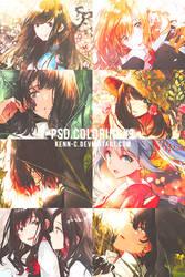 PSD Coloring #9 by Kenn-C