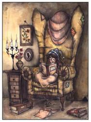 A Bedtime Story by LaraBerge