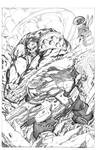 Planet Hulk Pencil by aaronlopresti