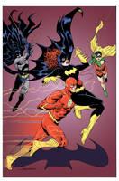 Batgirlflashcvr by aaronlopresti