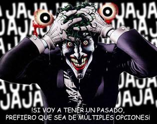 Joker-Killing Joke by thockster