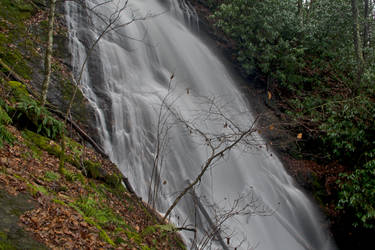 2015 12 24 Rufus Morgan Falls by skiesofchaos