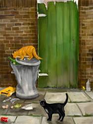 Cat Litter by Killerdiller5