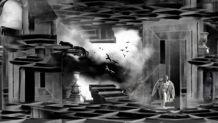 The dark realm of my subconscious by Killerdiller5