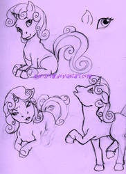 MLP IMO - Sweetie Belle by AjnosFTW