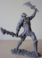 Kratos by renatothally