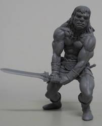 Conan barbarian 1 by renatothally
