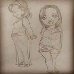 my Girl 2 by renatothally