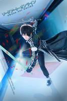 Kirito in Sword Art Online (1) by multipack223