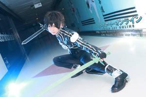 Kirito in Sword Art Online (2) by multipack223