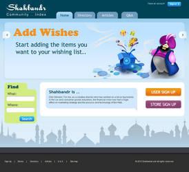 Shahbandr website by safialex83