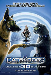 Bolts 24 14 Cats And Dogs 2 Poster 5 By Officialmrtinkles