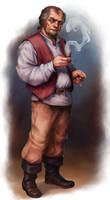 Jacob Lydon by BrittMartin