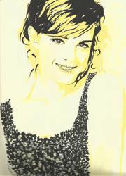 Emma Watson by SarahCarswell