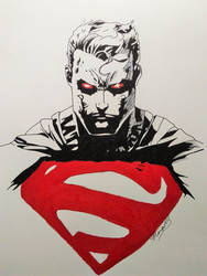 Man of Steel by SarahCarswell