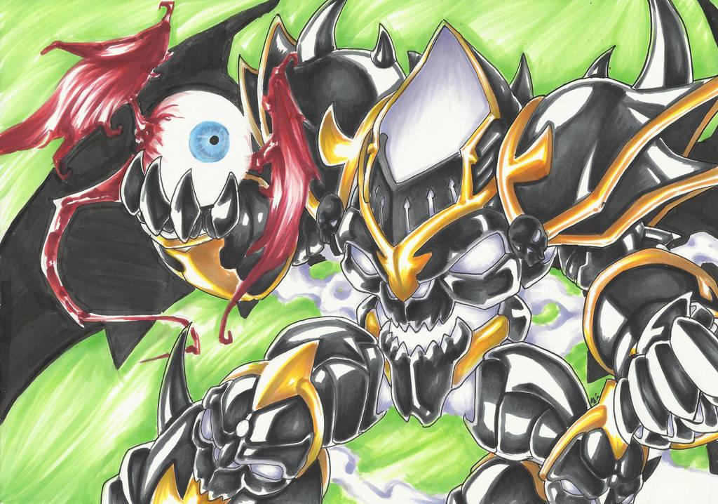 Skylanders giants eye brawl by mad project on deviantart - Coloriage skylanders giants eye brawl ...
