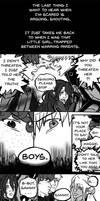 Sammy | QUARTZ :In Private, Active: Comic by MaddieJK