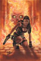 Tomb Raider by waynebeeman