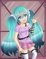 Mio for Michineki by LilHeart