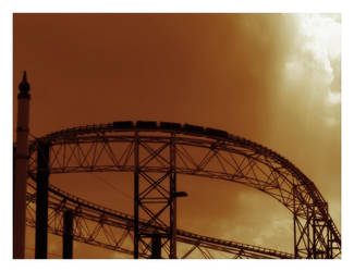 The Big One by chrissatchell