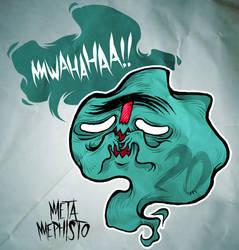 Ghosturday 20 by MetaMephisto