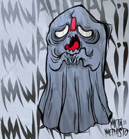 Ghosturday 21 by MetaMephisto