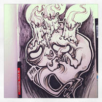 Ghosturday 45 by MetaMephisto