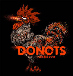 DONOTS ROOSTER by MetaMephisto