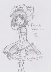 Cardcaptor Sakura by Q-iu