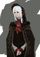 bloodborne plain doll by CR-C90U3