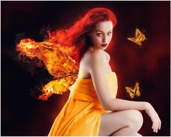 Madame Butterfly by streamweb