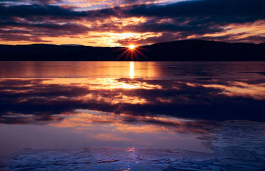 Reflections by streamweb