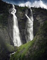 Sisselfossen by streamweb