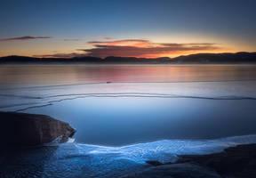 Winter color palette by streamweb