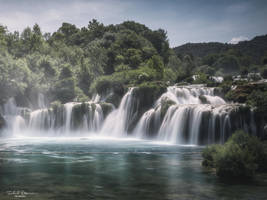 A sunny day in Krka by streamweb