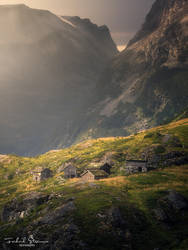 Farmlife in Norway by streamweb