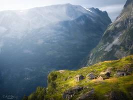 Living on the edge by streamweb