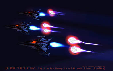 115: VIPER SIGMAS ROUGH by crybringer