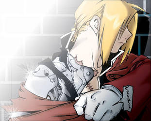 Full Metal Alchemist by DeathApple91
