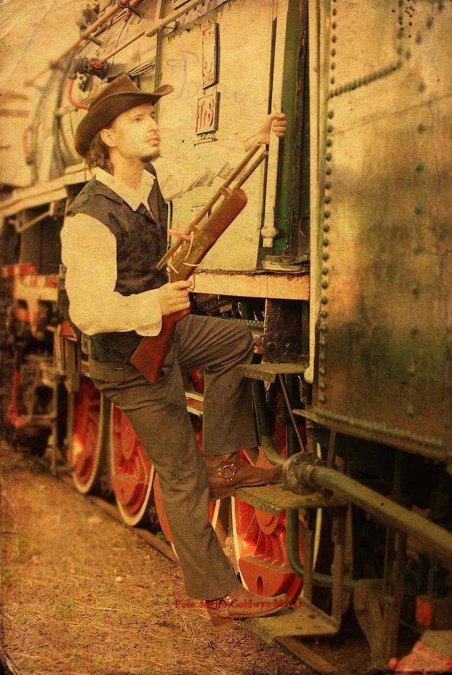 Steam Memories: Wild West by rehael