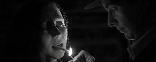 Noir: Light, madame? by rehael