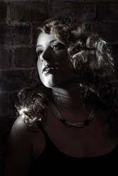 Noir: Pati by rehael