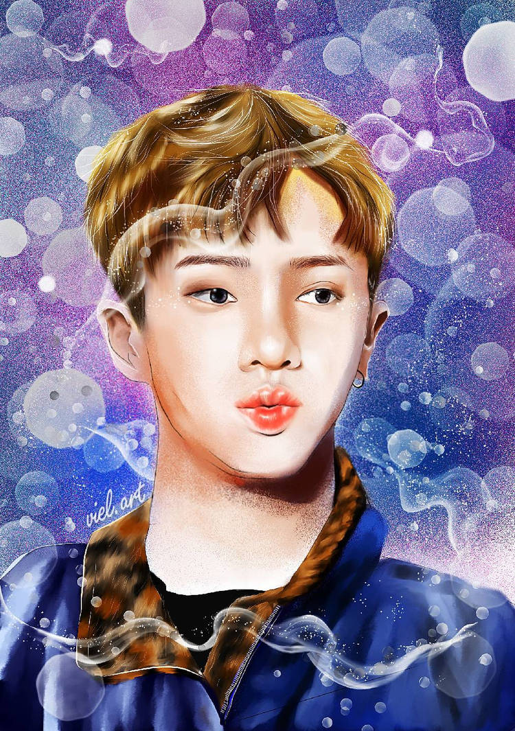 Gikwang on Digital Art by VLalahong